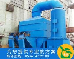 脱硫除尘一体化设备
